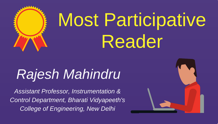 Most Participative Reader