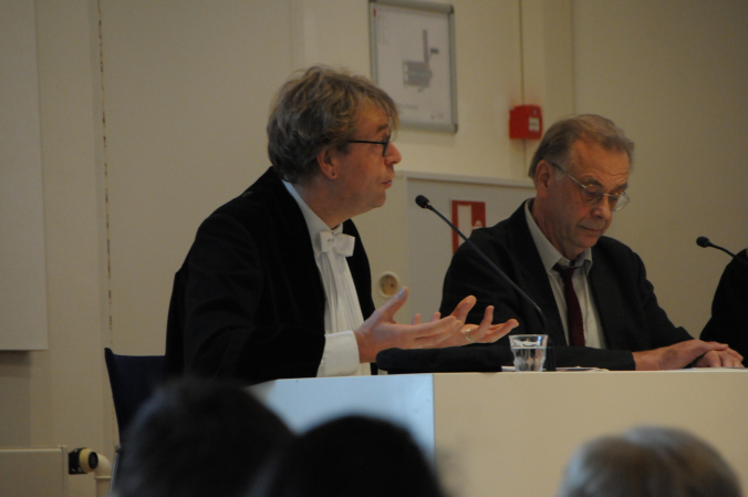 Prof. Dr. Bas Zwaan (Wageningen University)