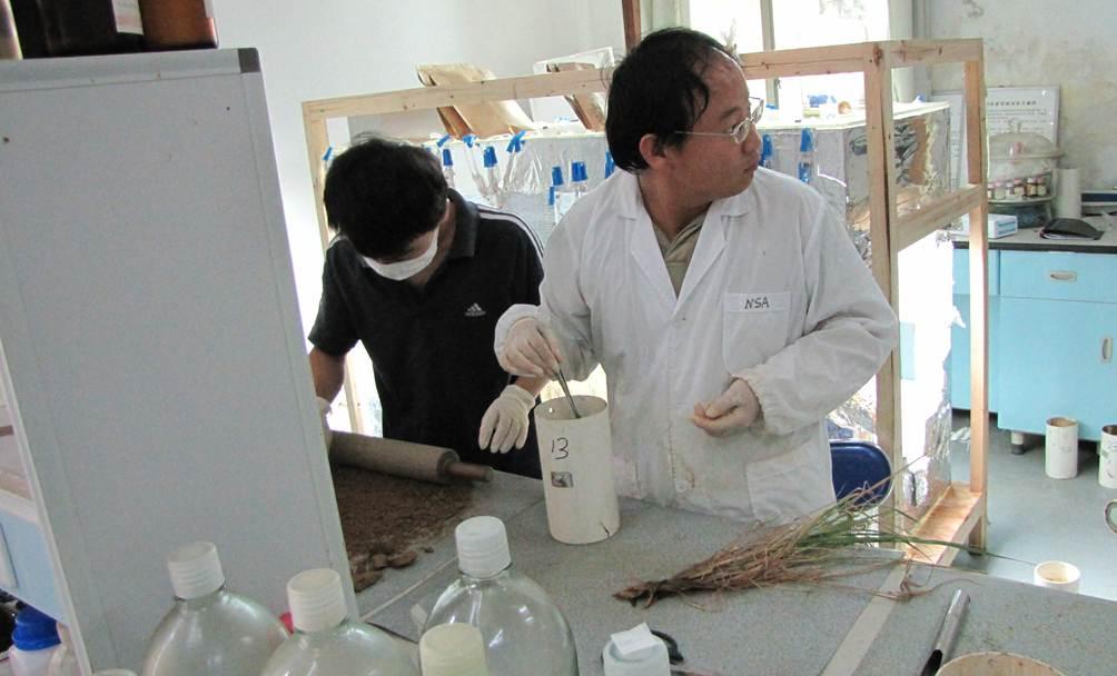 葛体达博士,中国科学院亚热带农业生态研究所研究员,区域农业生态研究中心副主任