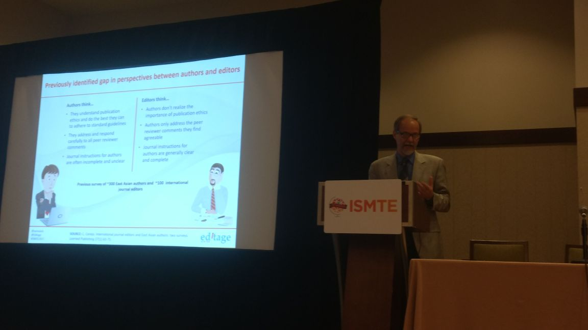 2017 ISMTE Annual Conference Report