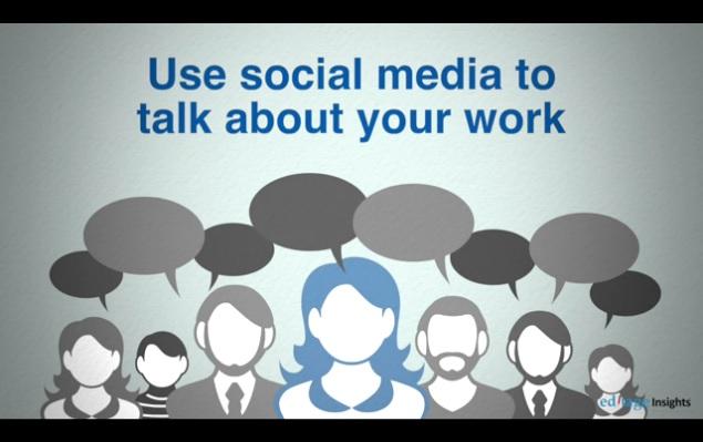 你的研究传播出去了吗?2 分钟视频带你看研究人员与社交网路