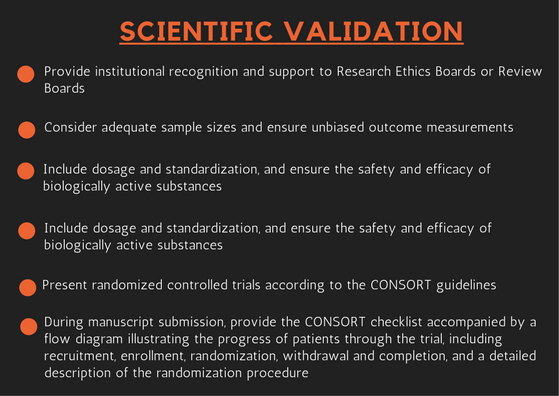 scientific validation